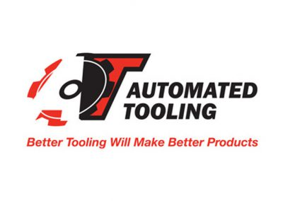 Automated Tooling Logo Design