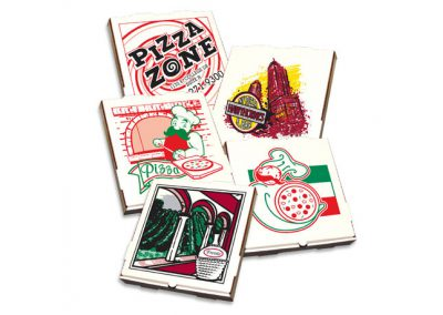 Pizza Box Designs
